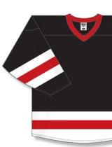 A.K. League Series Hockey Jersey #H6500