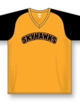 A.K. V-Neck Volleyball Jersey #V1375