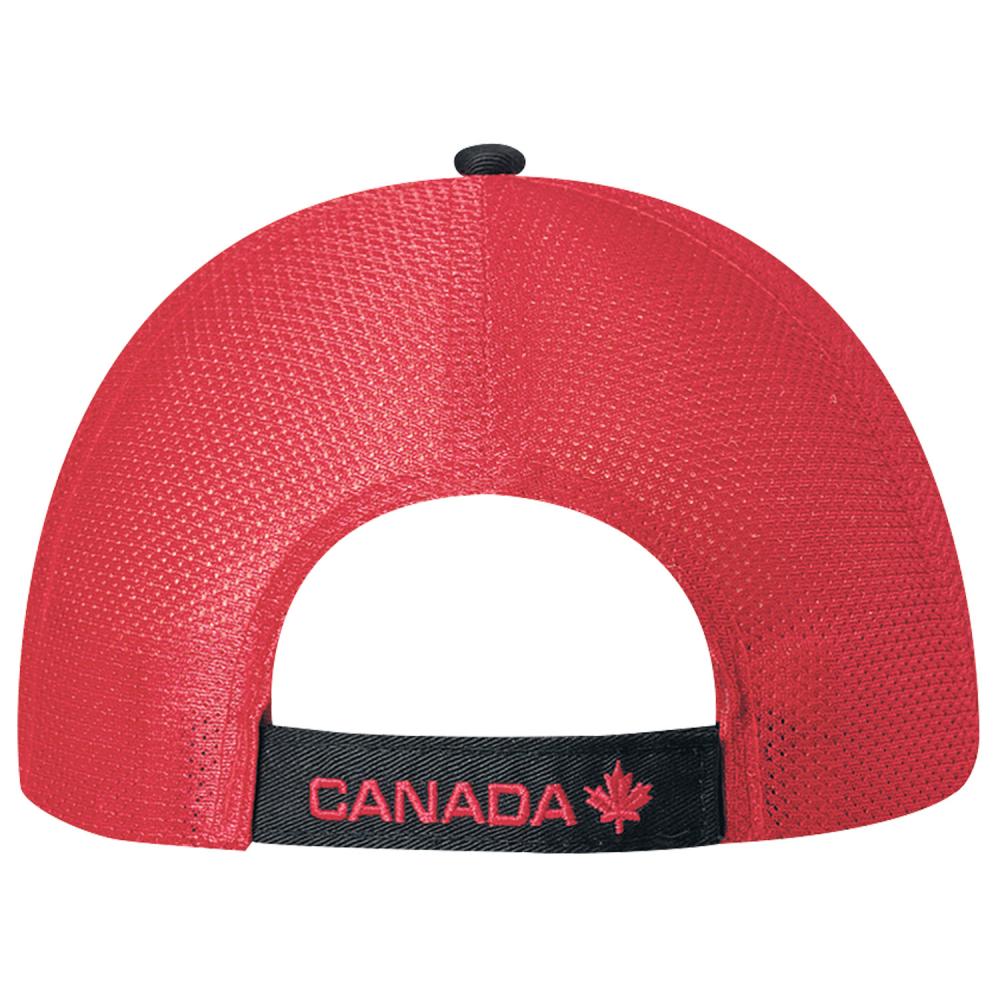 AJM Polycotton Canada Mesh Back #5C645M