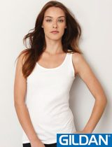 Gildan Jr. Ladies Softstyle Tank #64200L