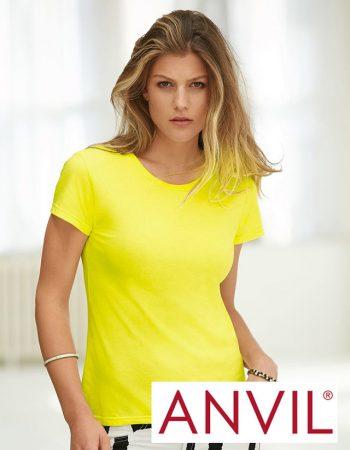 Anvil Ladies CRS Fashion Tee #880