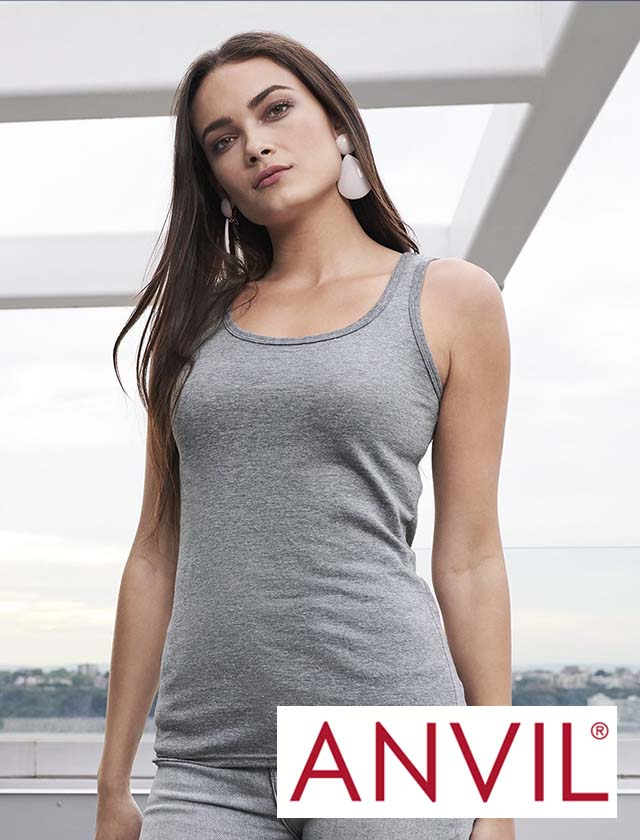 Anvil Ladies CRS Tank #882L