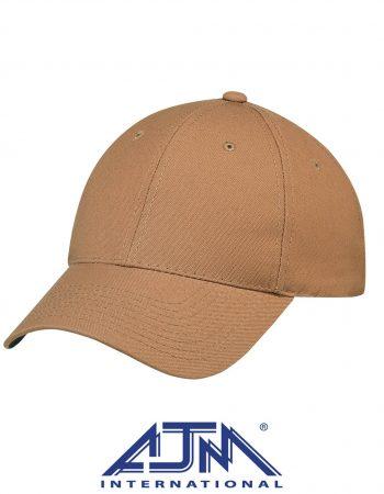 AJM Duck Canvas Work Hat #7D630M