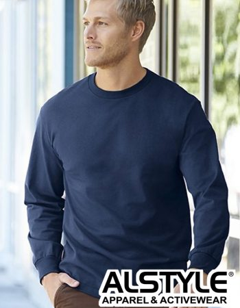 Alstyle Adult  Long Sleeve T-Shirt #1304