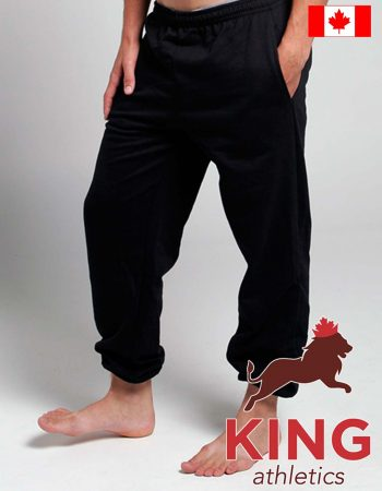 King Elastic Cuff Pkt Sweatpants #KF9012