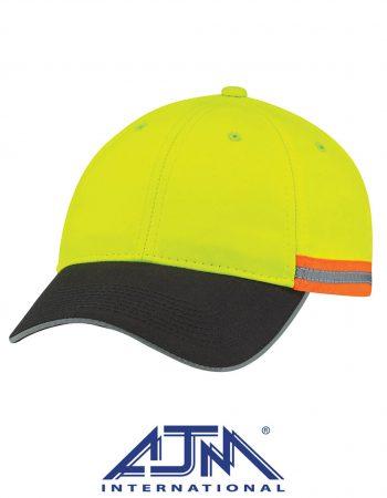 AJM Polycotton Safety Hat #8C079M