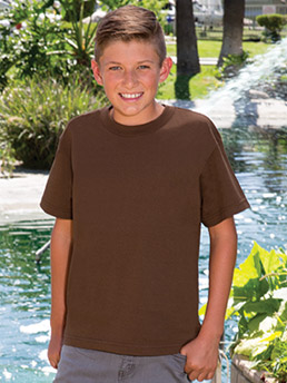 YOUTH Alstyle Full Fit 10oz Tee #3381