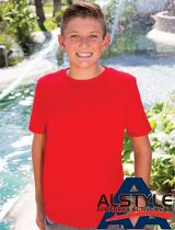 YOUTH Alstyle Ringspun Tee 7oz #5081