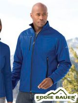 Eddie Bauer Weather Resist Softshell #EB538