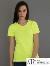 ATC Ladies Eurospun Cotton Tee #ATC8000L