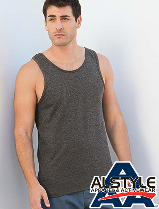 Alstyle Ringspun Fitted Tank 7oz #5307