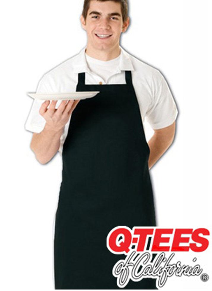 Q-Tees Butcher Apron #Q2010