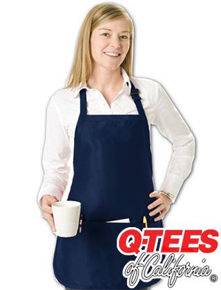 Q-Tees Medium Length w/ Pouch #Q4250