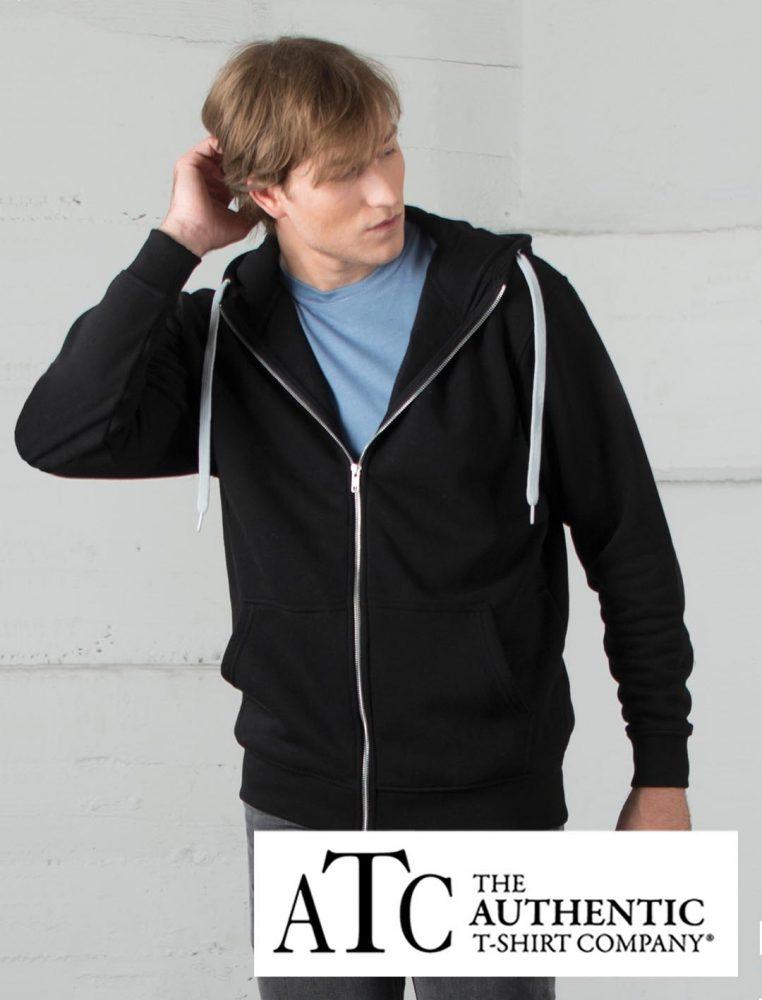ATC ES Active Full Zip Sweatshirt #F2018