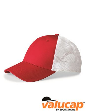 Valucap Twill Trucker Cap #VC400