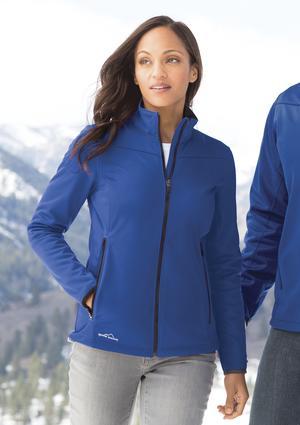 Eddie Bauer Ladies Soft Shell Jacket #EB539