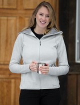 Dryframe Ladies Zip Hooded Jacket #DF7655L