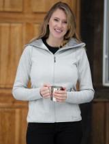 Dryframe Ladies Zip Hooded Jacket #DF7655L