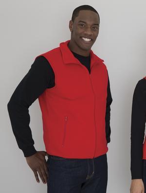 Coal Harbour Polar Fleece Vest #J740