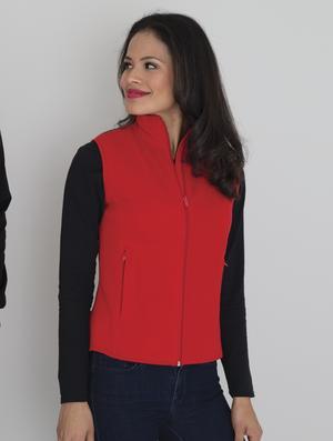 Coal Harbour Ladies Polar Fleece Vest #L740