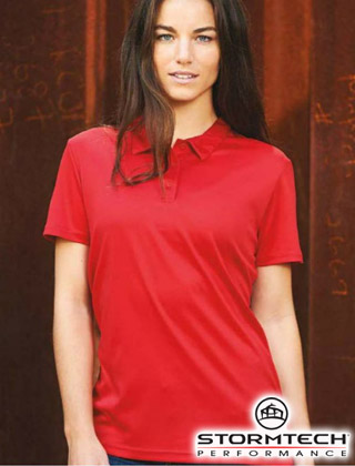 Stormtech Ladies Apollo H2X-DRY Polo #PS-1W