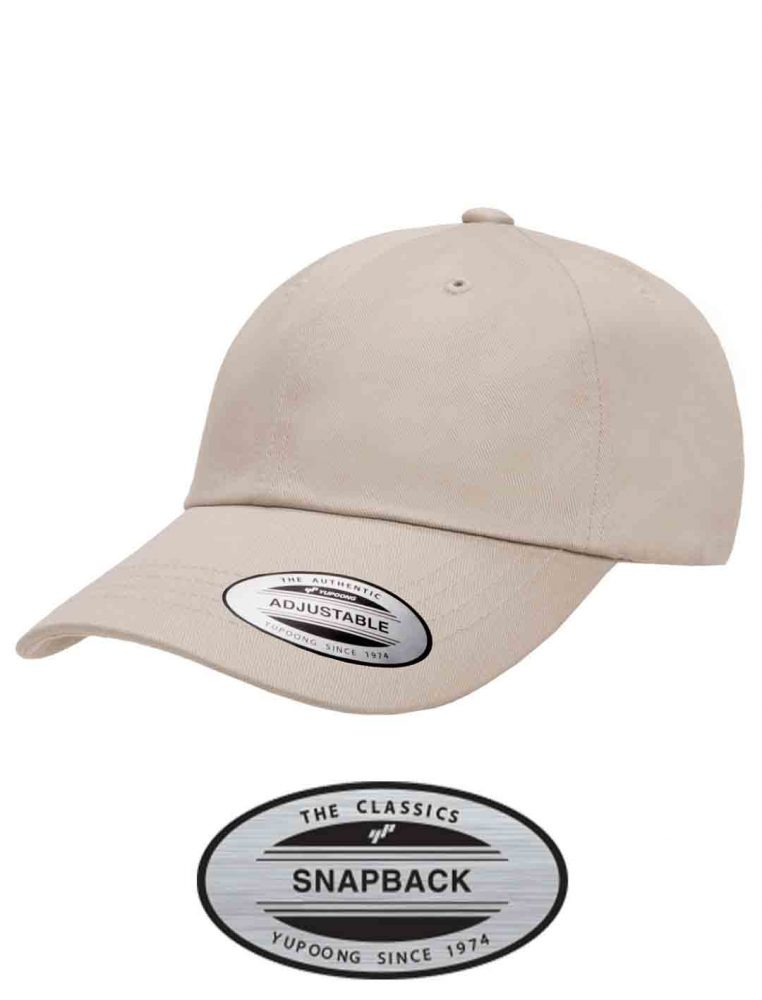 Yupoong Cotton Twill Dad Cap #6245CM