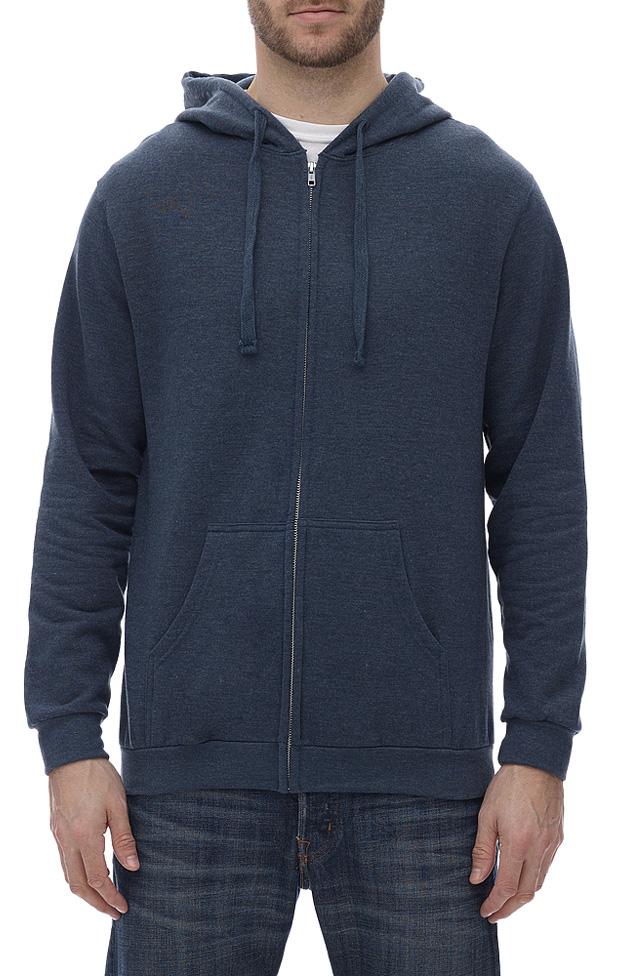 M&O Unisex Zipper Fleece #3331