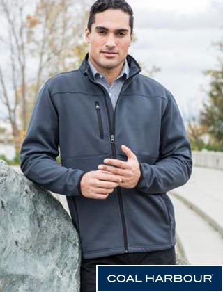 Coal Harbour City Fleece Jacket #J7501