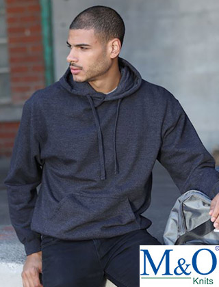 M&O Unisex Pullover Hoodie #3320