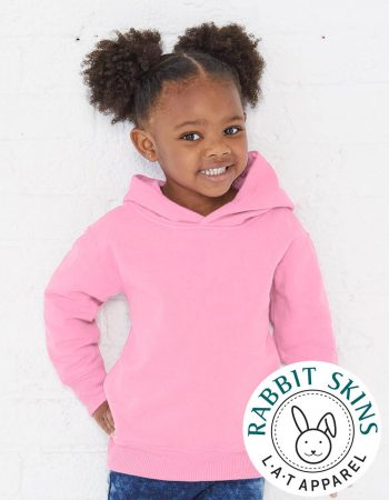 TODDLER Rabbit Skins Pullover Hoodie #3326