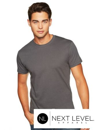 Next Level Premium Fitted T-shirt #3600