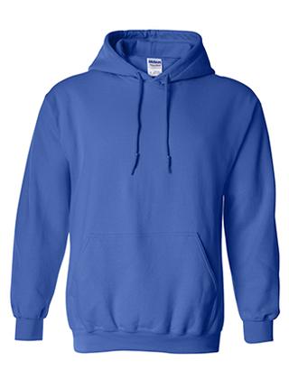 Printing on Unisex Pullover Hood Sweatshirt