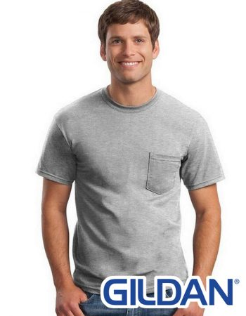 Gildan Heavy Cotton Pocket Tee #5300P