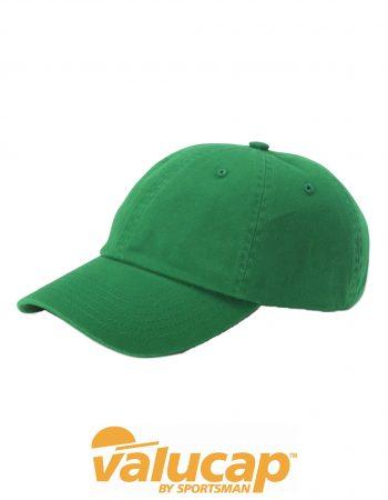 Valucap Youth Twill Cap #VC300Y