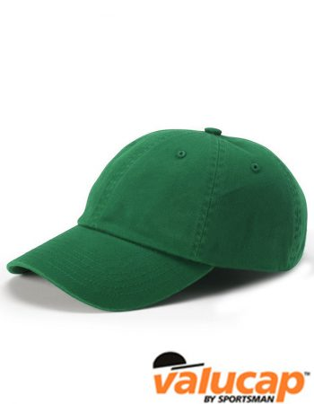 Valucap Youth Twill Cap #VC300Y