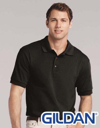 Gildan Cotton Jersey Polo #2800