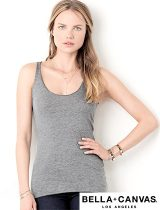 Bella+Canvas Ladies Triblend Racerback #8430