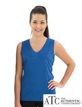 ATC Ladies Pro-Team Sleeveless V-Neck #L3527
