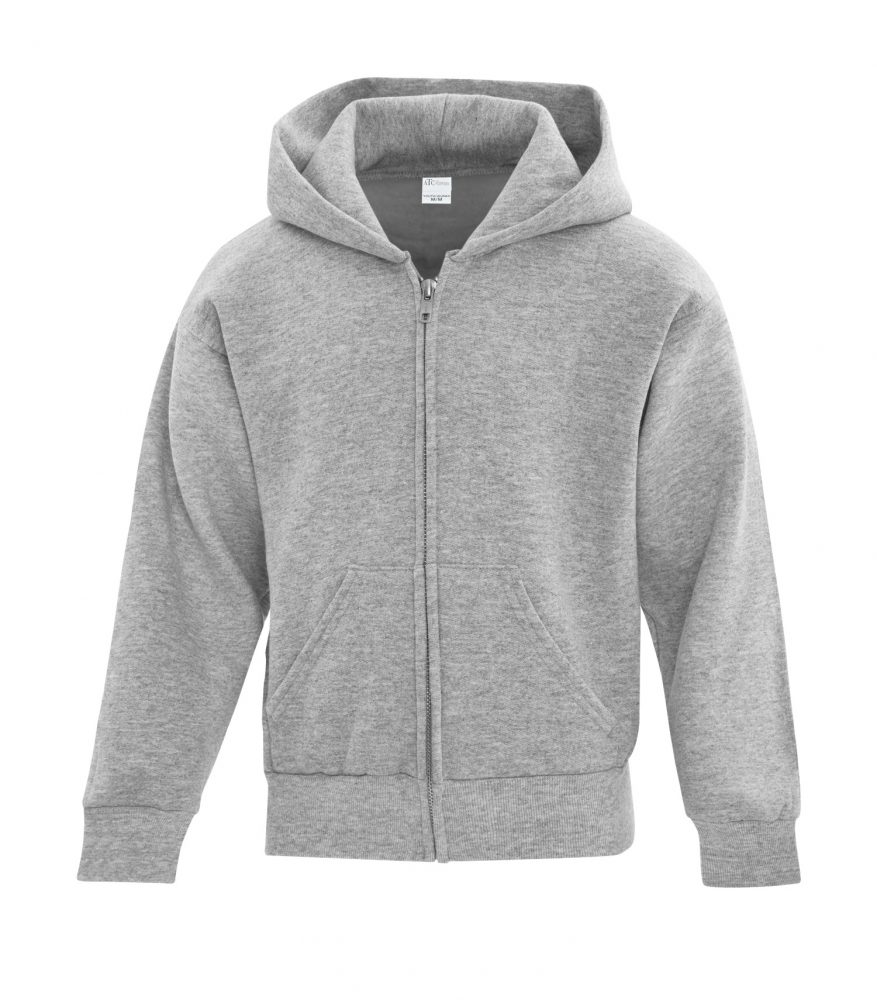 ATC YOUTH Everyday Full Zip Hoodie #ATCY2600