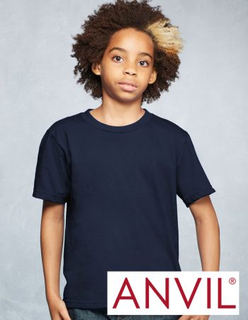 YOUTH Anvil Lightweight Tee #990B