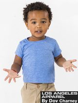 INFANT LA Apparel Tri-blend Tee #TR0005