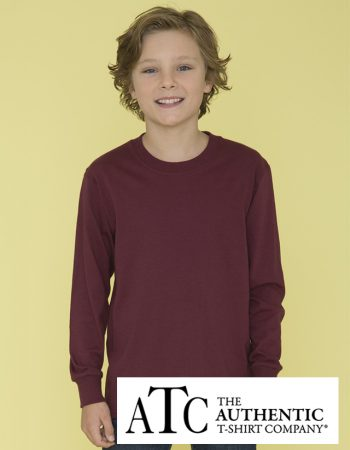 YOUTH ATC Everday Cotton LS Tee #ATC1015Y