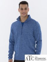 ATC Dynamic Fleece 1/2 Zip Sweatshirt #F2022