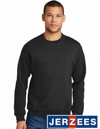 Jerzees Fleece Crewneck Sweatshirt #562