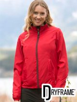 Dryframe Ladies Fleece Lined Jacket #DF7636L