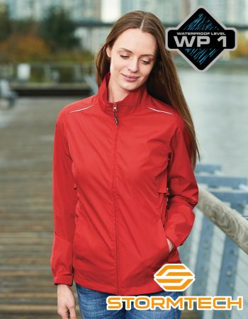 Stormtech Ladies Equinox Packable Shell #KX-2W