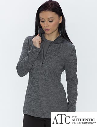 ATC Ladies Dynamic Fleece 1/2 Zip #L2022