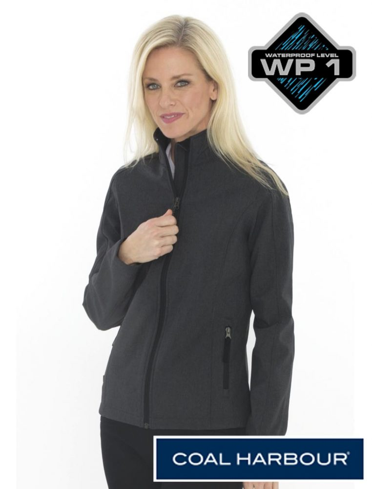 Coal Harbour Ladies Everyday Softshell#L7603