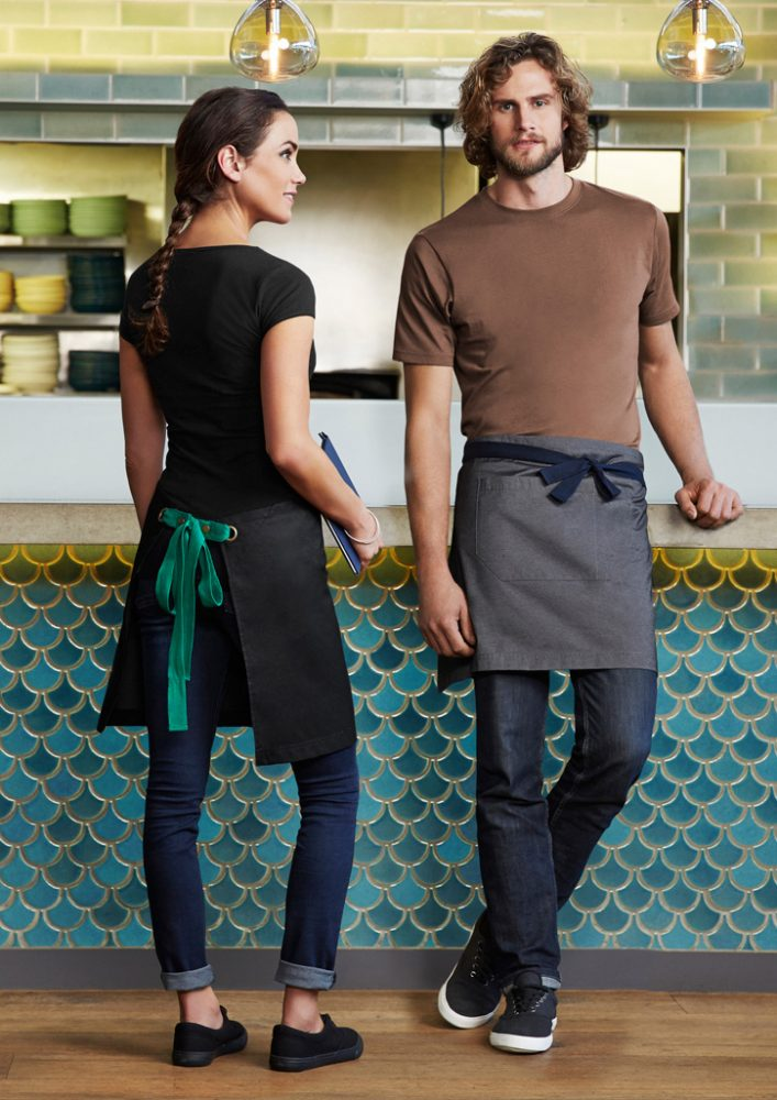 Biz Collection Urban Waist Apron #BA54