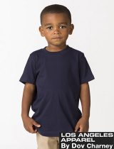 TODDLER LA Apparel Fine Tee #21005
